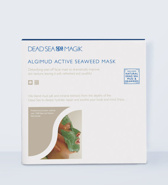 Dead Sea Spa Magik Algimud Face Mask in Wallet 25g