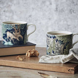 Morris & Co for Spode Acanthus Mugs Set of 2