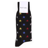 Paul Smith Star Sock Black