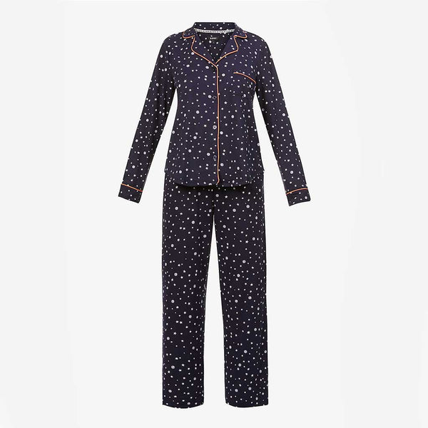 DKNY Star Pattern Pyjama Set