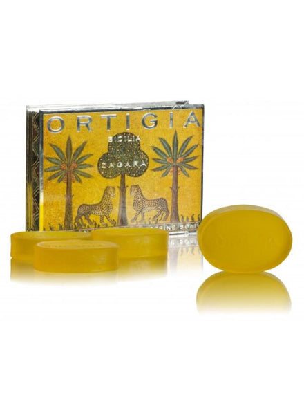 Ortigia Sicilia Zagara Soap Small Box