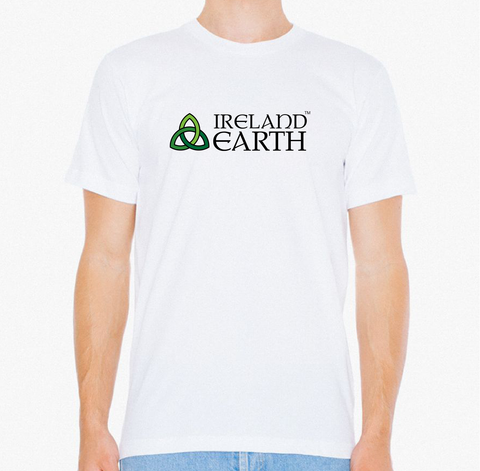 Ireland Earth Logo Tee - Ireland Earth Store