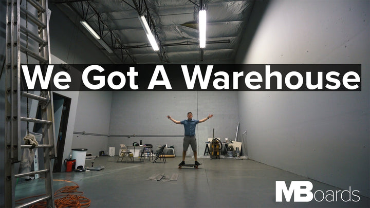 We Got A Warehouse