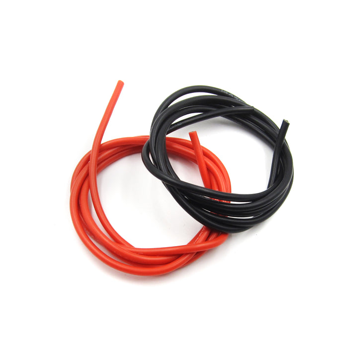 14 Gauge Silicon Wire