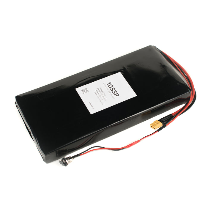 10s3p Complete Battery Solution