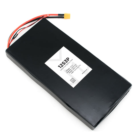12s3p Complete Battery Solution