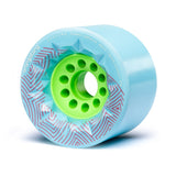 Orangatang Caguama Blue 77a Wheels