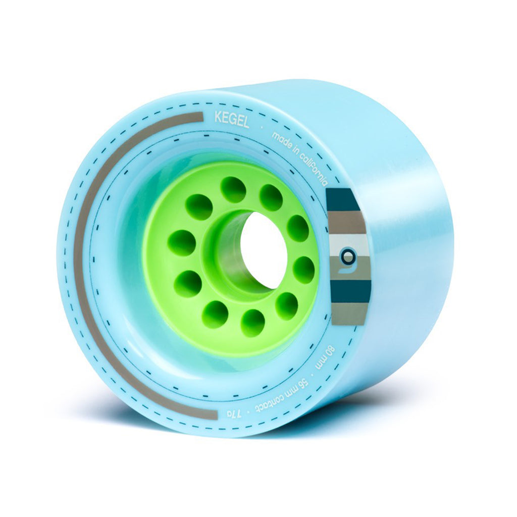 Orangatang Kegel Blue 77a Wheels
