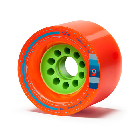 Orangatang Kegel Orange 80a Wheels