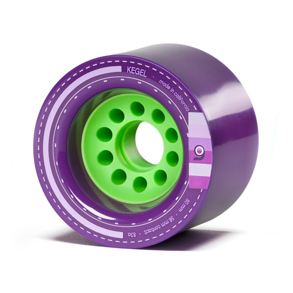 Orangatang Kegel Purple 83a Wheels