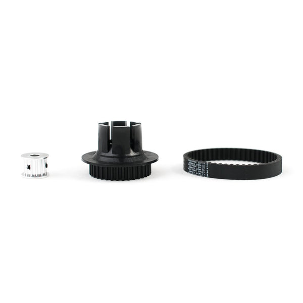 Diy Electric Skateboard Easy Install Pulley System Kit