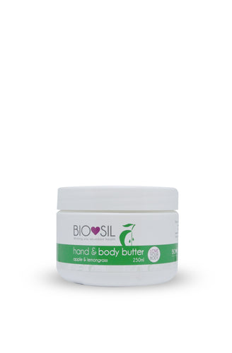 Hand & Body Butter with Colloidal Silver (250 ml)