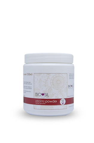 Zeolite Powder 500ml