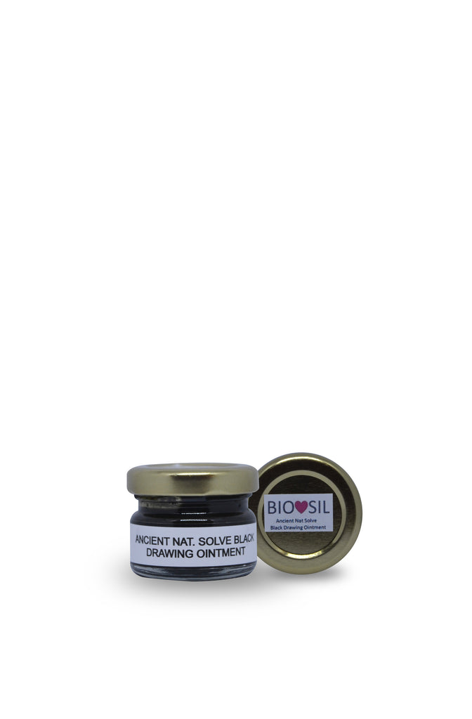 Black Salve Drawing Ointment 25ml ** – Bio-Sil South Africa