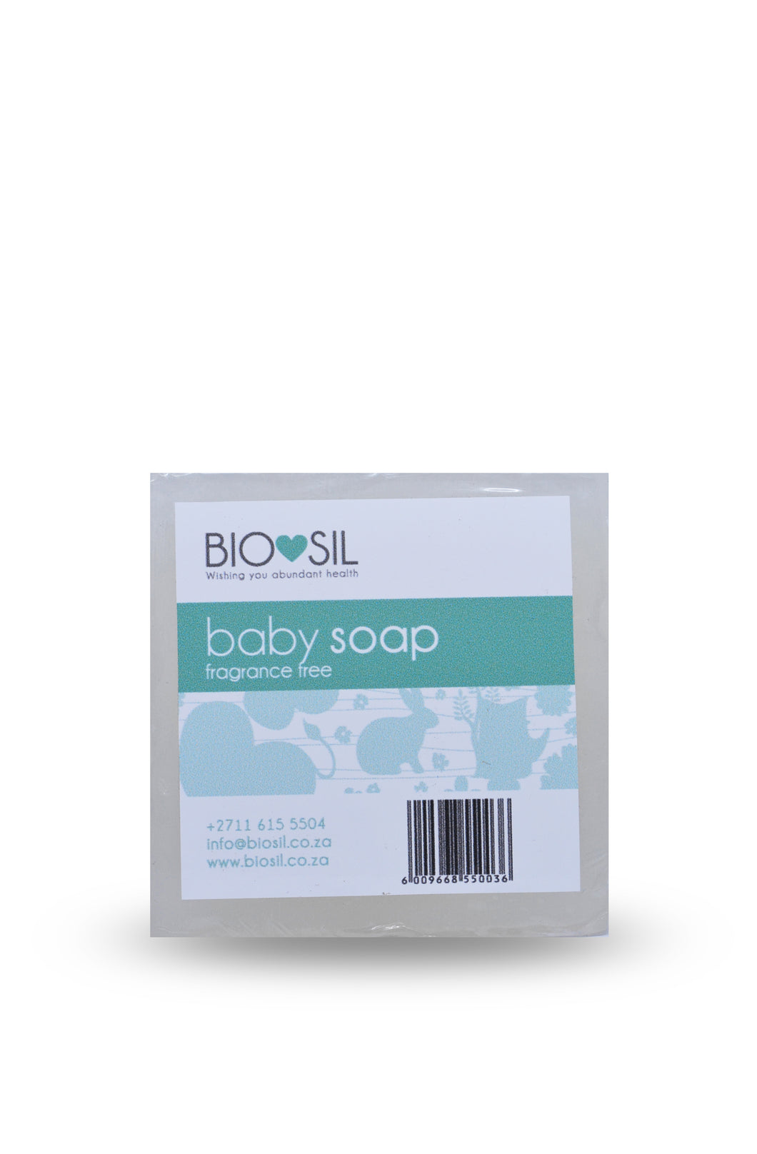 Soap with Colloidal Silver (Baby)