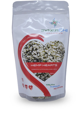 Hemp Hearts superfood 250g
