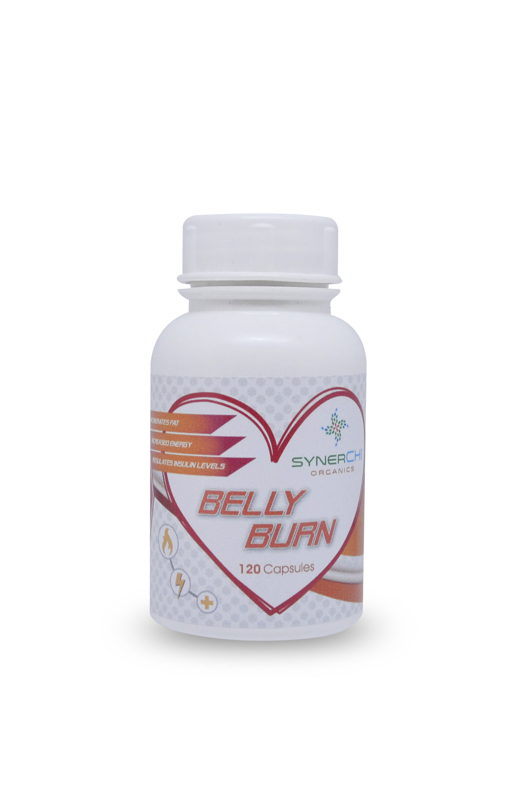 Belly Burn vegan capsules (120)