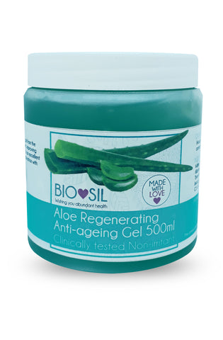 Aloe Anti-Ageing Hydrating Gel