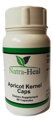 Apricot Kernel Capsules 60