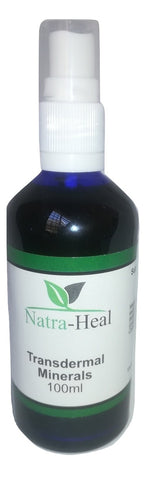 Magnesium, Transdermal Mineral Spray 100ml
