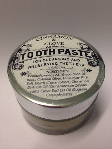Toothpaste Spearmint 50ml