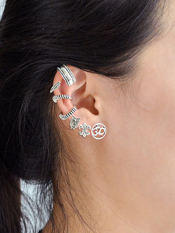 Antique Boho Chic Ear Cuff