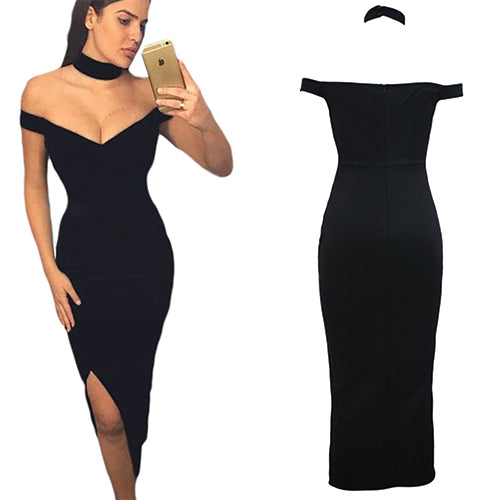 Luxurious Long Party - Online Women Evening Dress