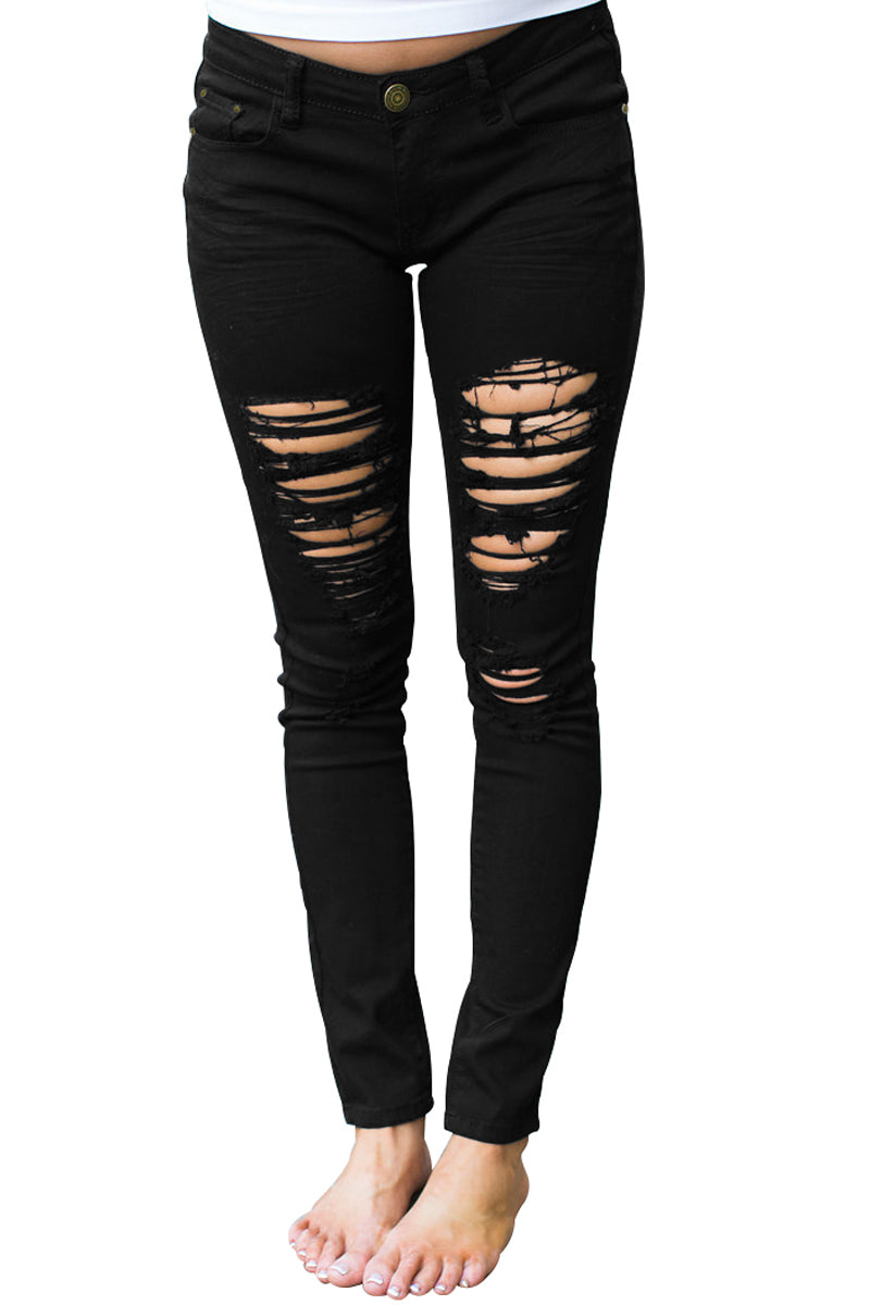 Distressed Jeans for Women - Online Women Daily New