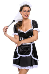 Flirty Mistress Maid - Online Halloween Costume