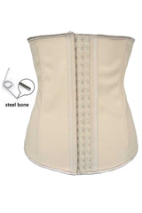 4 Steel Bones Latex Under Bust  - Online Women Plus Size Corsets Dresses