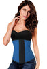 9 Steel Bones Latex Under Bust - Online Women Plus Size Corsets Dresses