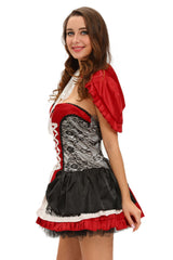 Sweet Little Red Riding Hood - Online Halloween Costume