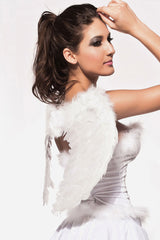White Angel Wings - Online Women Fashion Accessories
