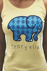 Summer Paisley Elephant Print - Online Women Vests & Waistcoats Dress