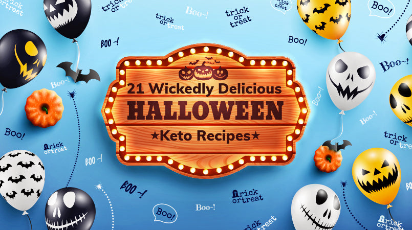 21 Wickedly Delicious Halloween Recipes That Are Keto