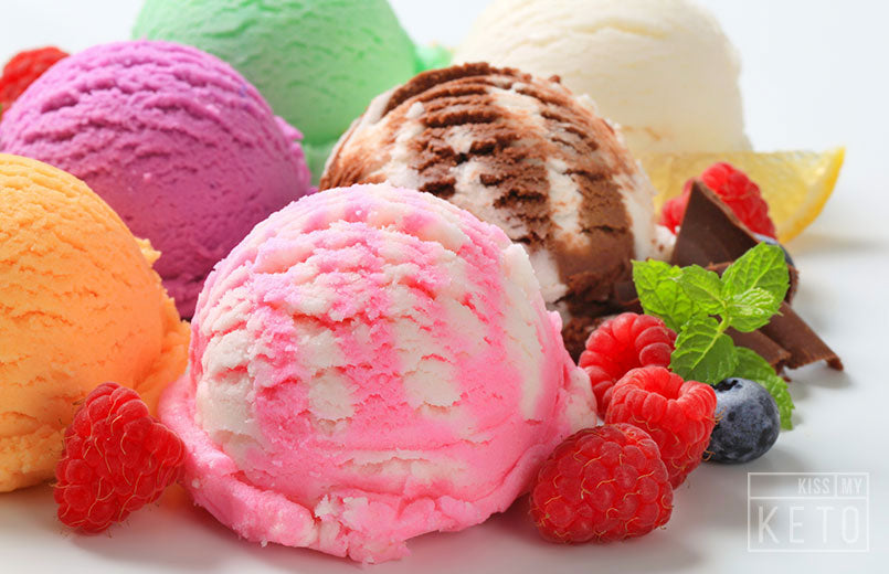 7 Keto Ice Cream Recipes That Will Make Your Summer Ketogenic and Delicious