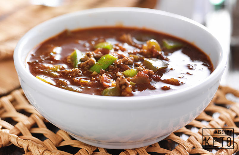 8 Great Keto Chili Recipes for Spicy Lovers