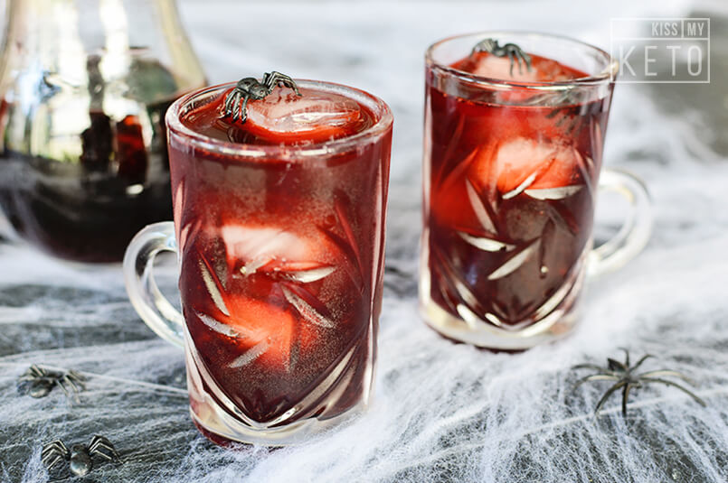 Black Widow Vodka Cocktail