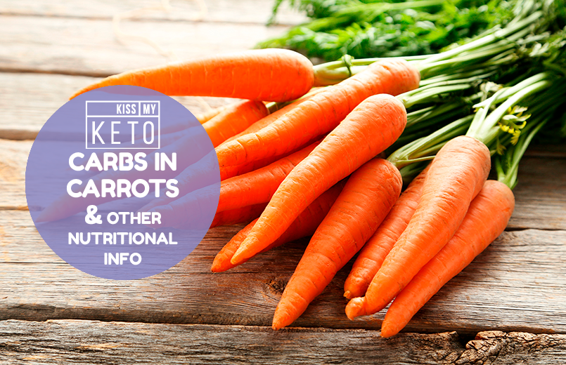 Carbs in Carrots & Other Nutritional Info