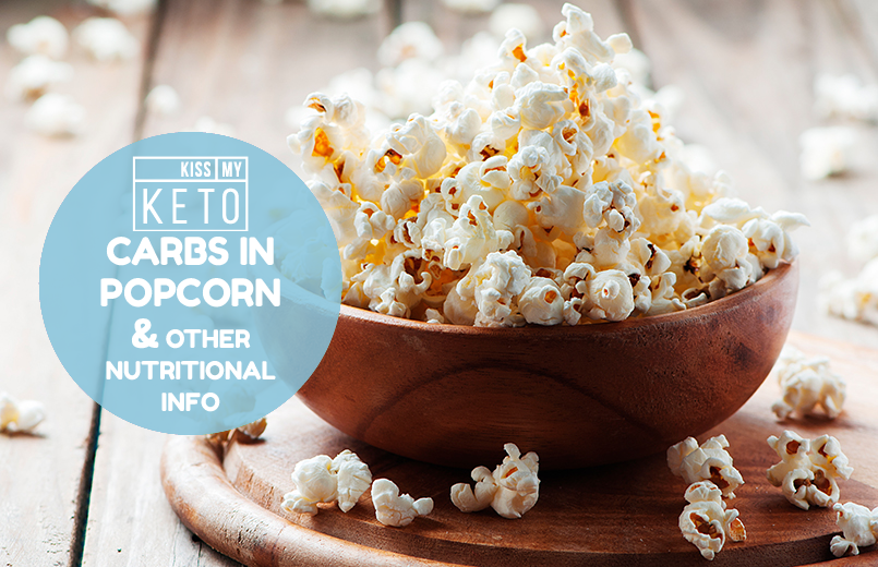 Carbs in Popcorn & Other Nutritional Info