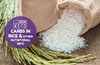 Carbs in Rice & Other Nutritional Info
