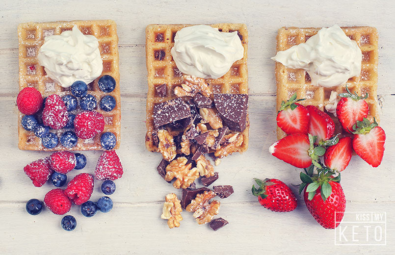 Celebrate 2019 Waffle Day on Keto