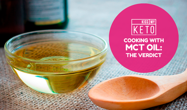 Cooking with MCT Oil: The Verdict