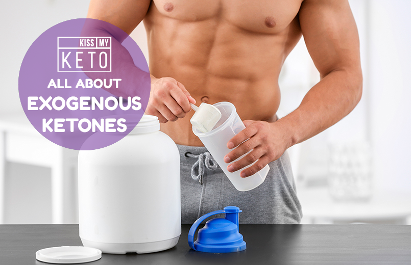 Read All About Exogenous Ketones Here