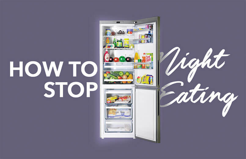 How to Stop Night Eating