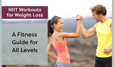 HIIT Workouts for Weight Loss: A Fitness Guide for All Levels
