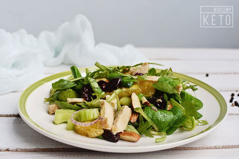 Green Turkey Salad