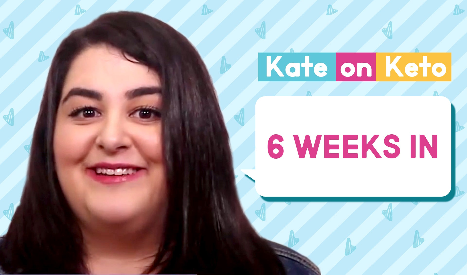 Kate on Keto - 6 Weeks In