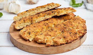 Low-Carb Garlic Bread