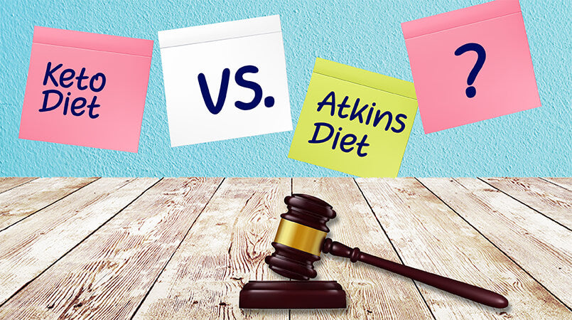 Keto vs Atkins: Which One is Better?